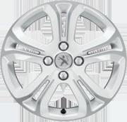 Jante Peugeot 208 Hélium Blanc Banquise 16 pouces