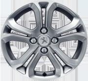 Jante Peugeot 208 Hélium 16 pouces