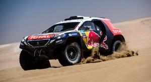 Peugeot 2008 DKR Dakar