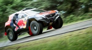 Peugeot 2008 DKR : la tête dans la course