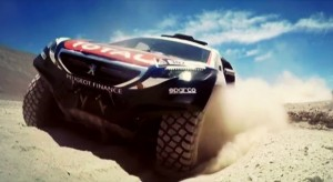 Peugeot 2008 DKR : Unchained - Episode 13