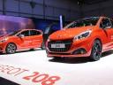 Photos : la Peugeot 208 restylée au Salon de Genève 2015