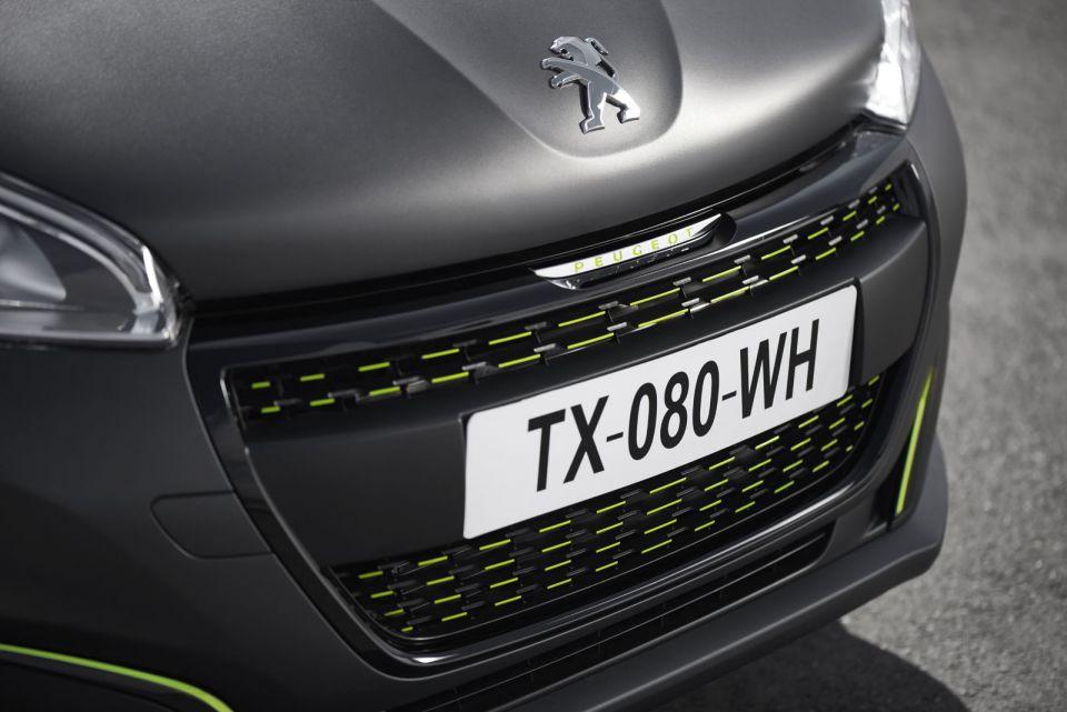 Peugeot 208 Restylée De Nouvelles Possibilités De Personnalisation