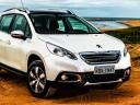 Lancement officiel de la Peugeot 2008 au Brésil