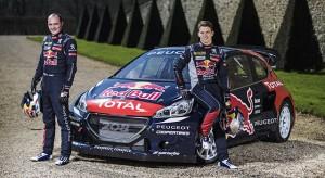 Peugeot 208 Rallycross (WRX) – Saison 2 : Le Team Peugeot-Hansen à plein régime