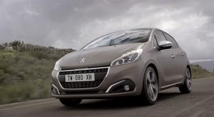 Vidéo officielle Peugeot 208 Ice Grey restylée (2015)