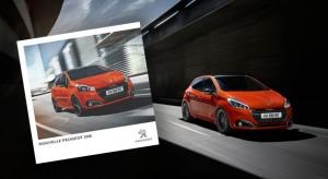 Brochure Peugeot 208 restylée