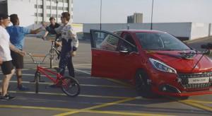 """Vidéo Peugeot 208 restylée (UK) : """"Unleashed, Uncut"""""""