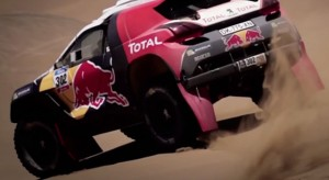 Vidéo : Peugeot returns to Dakar - Peugeot 2008 DKR 2015