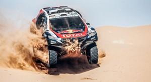 La Peugeot 2008 DKR se prépare pour le Silk Road Rally 2015 de Chine