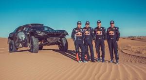 Sébastien Loeb à l'assaut du Dakar 2016 avec le Team Peugeot Total