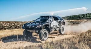 La Peugeot 2008 DKR16 se transforme pour affronter le Dakar 2016 !