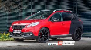 Une Peugeot 2008 GTi sportive prévue pour 2016 ?