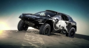 Vidéo : la Peugeot 2008 DKR16 affrontera le Dakar en 2016 !