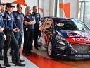 Victoire du Team Peugeot Hansen en World RX : interview de Timmy Hansen et Davy Jeanney
