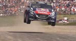 Vidéo : Team Peugeot Hansen Champion du Monde FIA de Rallycross !