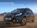 Publicité TV Peugeot 2008 – L'aventure ne s'arrête jamais (20s) – 2015