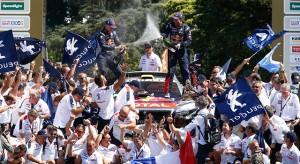 Peugeot remporte le Dakar 2016 !