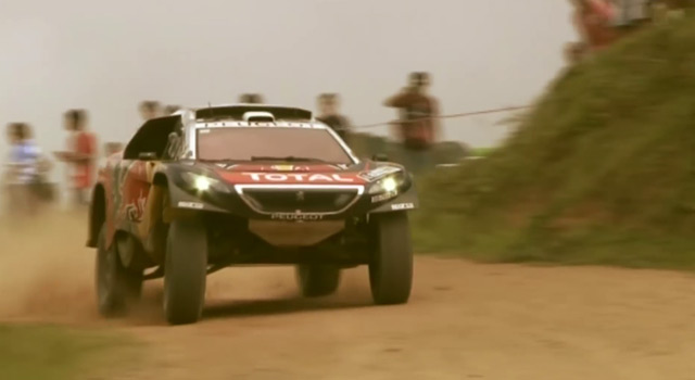 Vidéo Peugeot 2008 DKR : Best of #1 Dakar 2016