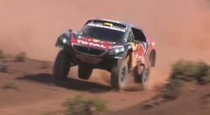 Vidéo Peugeot 2008 DKR : Best of #3 Dakar 2016
