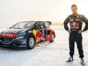 Sébastien Loeb rejoint le Team Peugeot Hansen en Peugeot 208 WR
