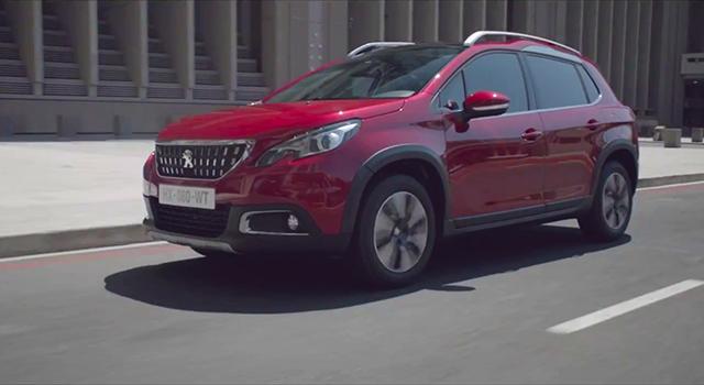 Publicité Peugeot 2008 restylée – Film officiel (2016)