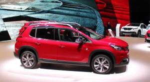 Photos : les Peugeot 2008 et 208 restylées au Salon de Genève 2016