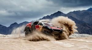 Silk Way Rally 2016 : trois Peugeot 2008 DKR de Moscou à Pékin
