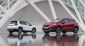Essais de la Peugeot 2008 restylée : les photos officielles