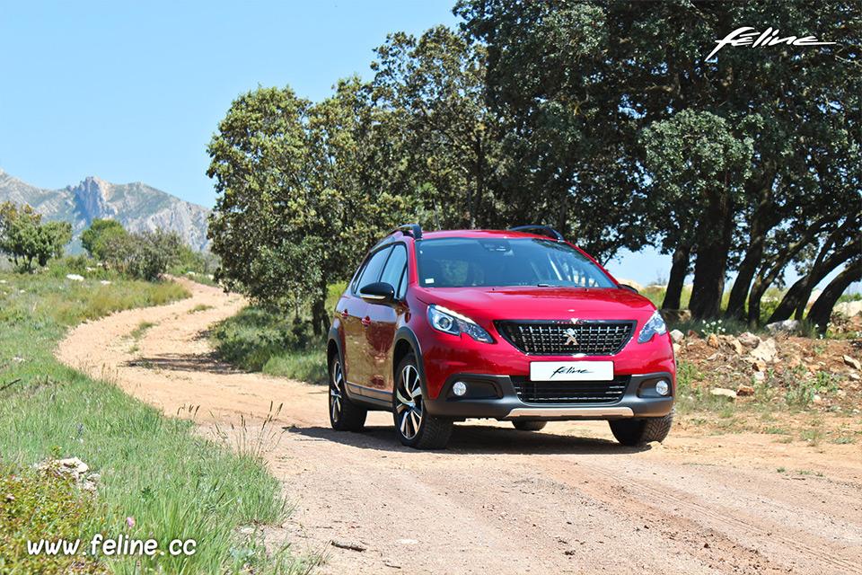 Photo essai Peugeot 2008 restylée (2016)