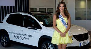 La 500.000ème Peugeot 2008 a été livrée en France !
