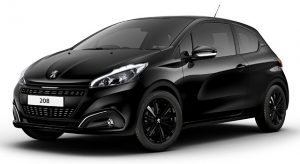 Photo Peugeot 208 Black Edition (2017)