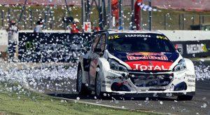 Peugeot 208 WRX - Résultats Barcelone, Espagne (1/12) : 31 mars-2 avril 2017