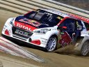 Peugeot 208 WRX – Résultats Montalegre, Portugal (2/12) : 21-23 avril 2017