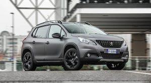 Peugeot 2008 Black Matt : une nouvelle série spéciale en Italie
