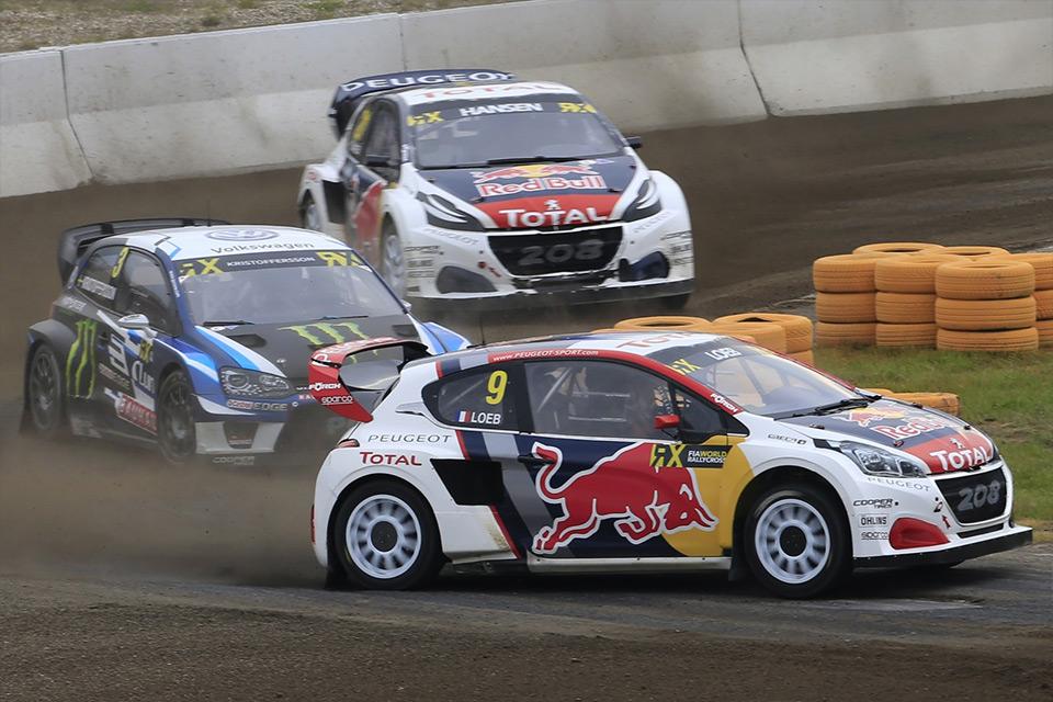 Photo Peugeot 208 WRX Rallycross - Hockenheim, Allemagne (2017)