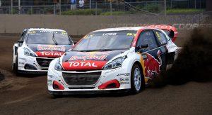 Rallycross (WRX) : Dès 2018, Peugeot intensifie son engagement en Championnat du Monde avec Sébastien Loeb !
