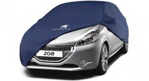 Accessoires Extérieurs Peugeot 208