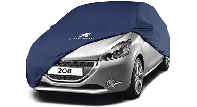 Accessoires Extérieurs Peugeot 208 / 2008