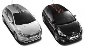 Accessoires de Style Peugeot 208