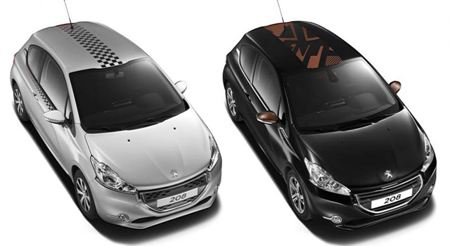 accessoires de style et personnalisation de la peugeot 208 2008 f line 208. Black Bedroom Furniture Sets. Home Design Ideas