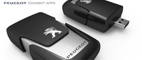 Clé 3G Peugeot Connect Apps