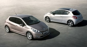Modles Peugeot 208