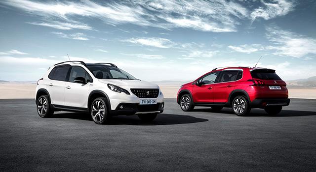 Style et Finitions de la Peugeot 2008