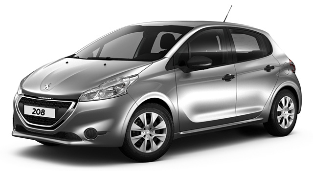 Peugeot 208 Affaire