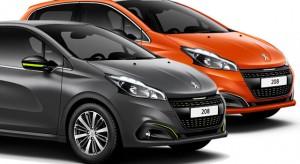 Finitions Peugeot 208