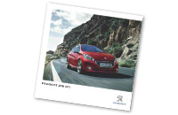 Catalogue Peugeot 208 GTi