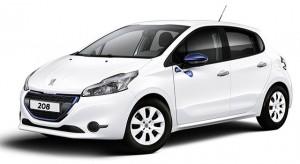 Peugeot 208 Like (Facebook)