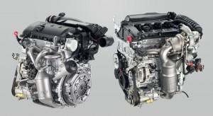 Moteurs de la Peugeot 208