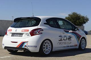 Peugeot 208 Racing Cup